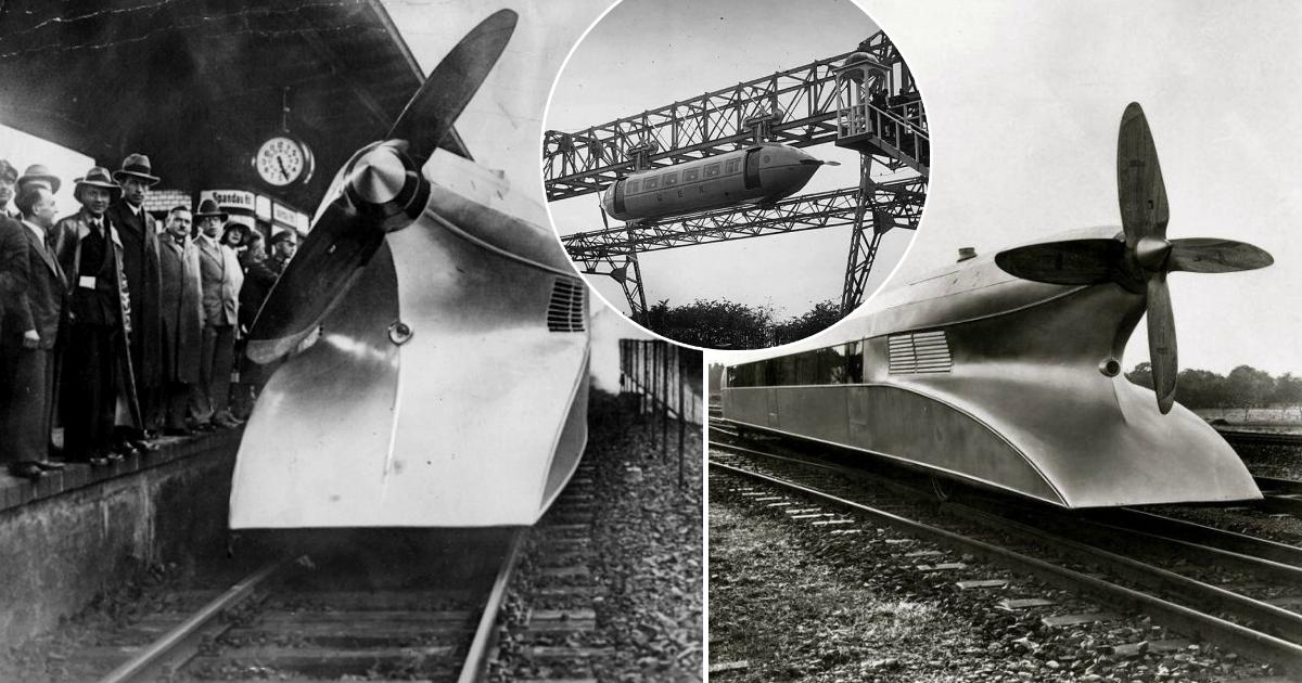 Фото Поезда-самолеты: как появлялись и почему это привело к гибели людей в СССР