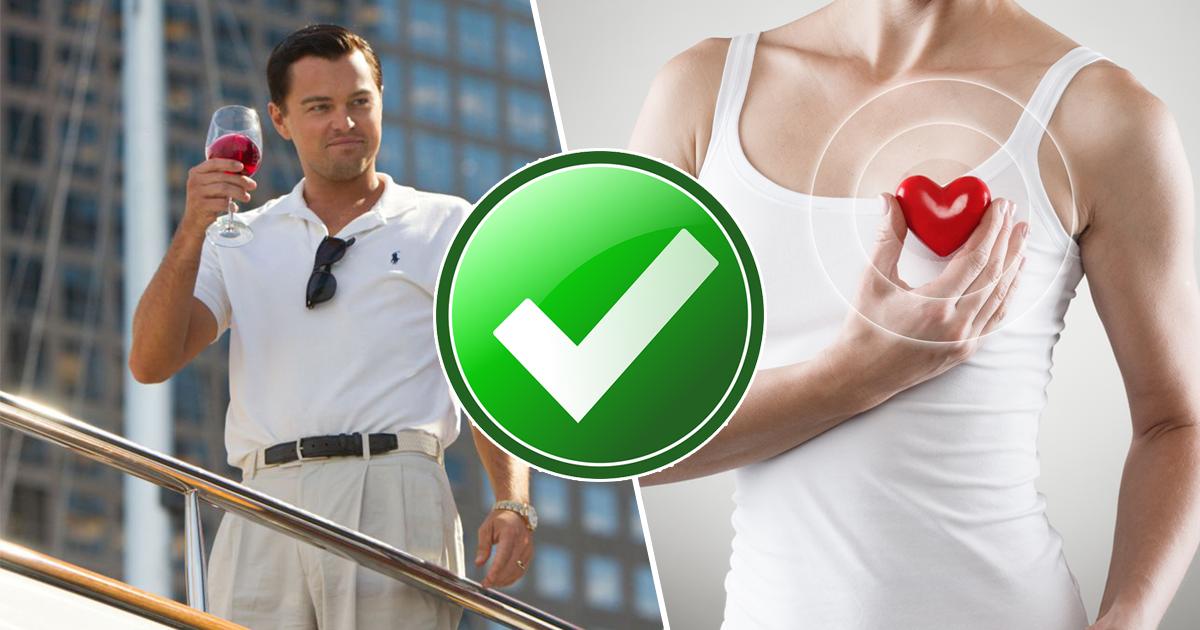 Фото Защита для сердца: ученые рассказали, почему опасно быть трезвенником