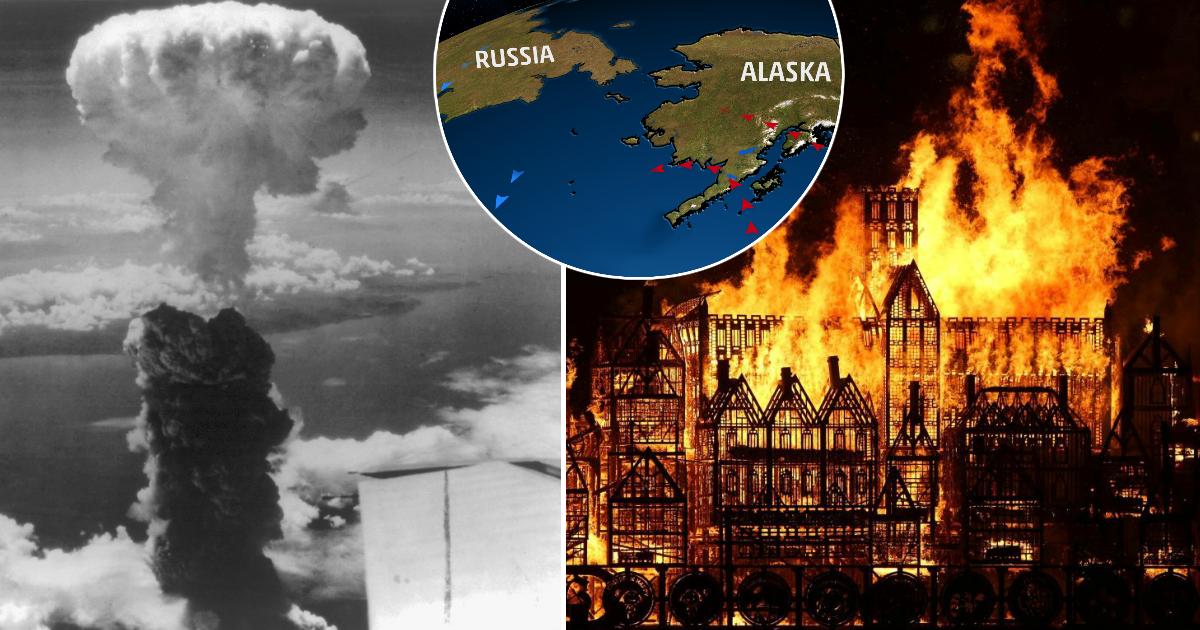 Фото От пожара до ядерной атаки: фатальные ошибки и совпадения, изменившие ход истории