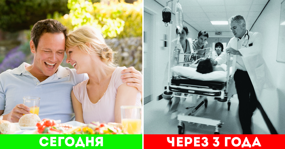 Фото Начальная стадия: симптомы рака, которые появляются за 2-5 лет до начала болезни