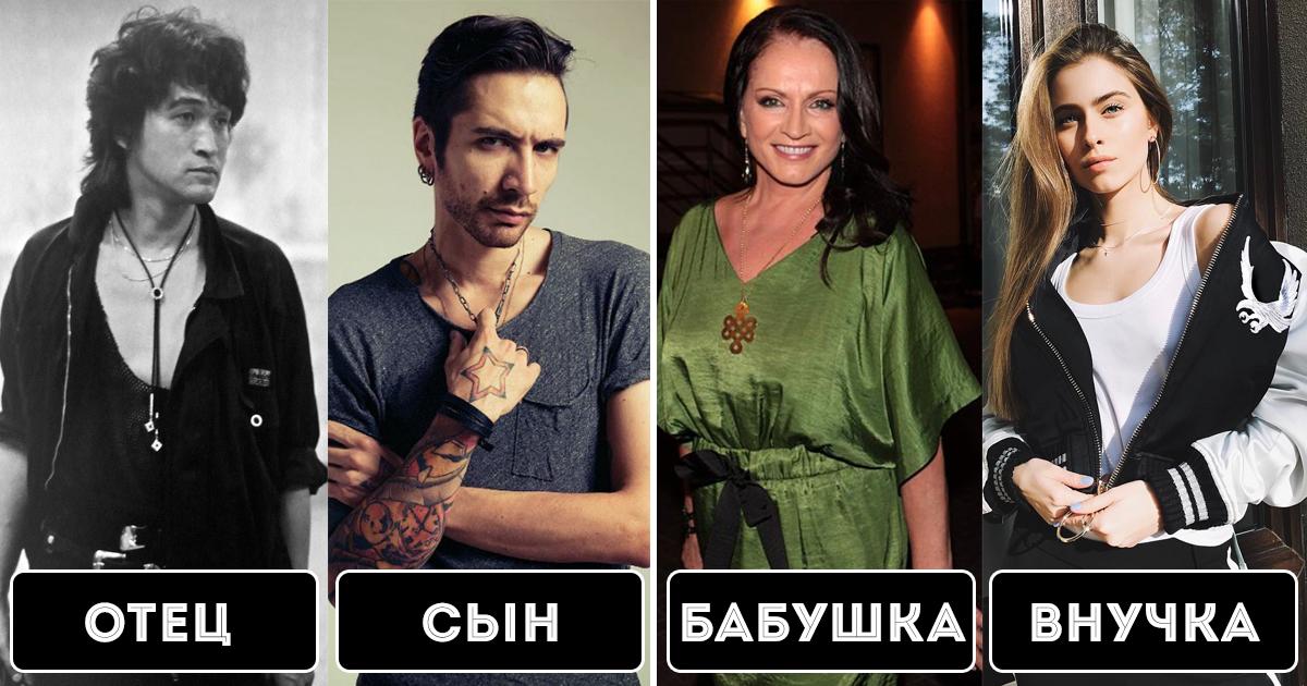 Фото Природа не отдохнула? Кем выросли наследники известных советских знаменитостей