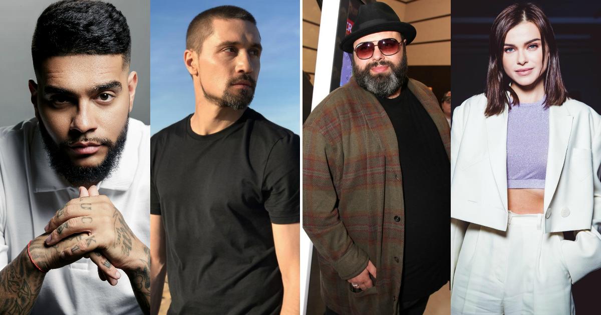 """Фото """"Звездные войны"""": российские знаменитости, конфликтующие между собой"""