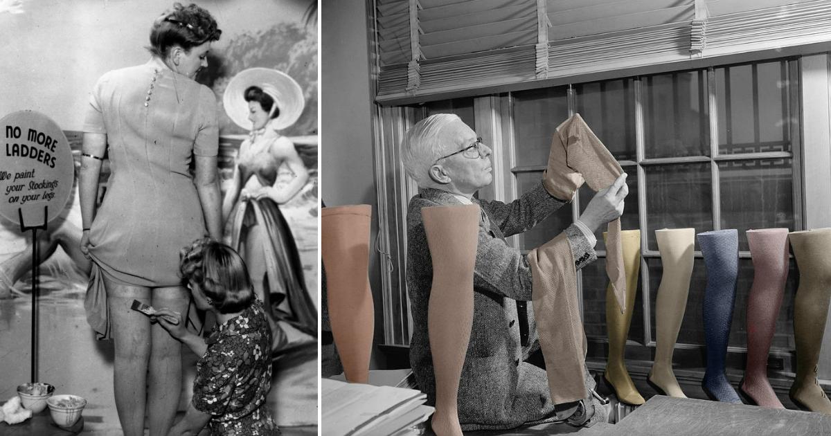 Фото Виновата война: откуда пошла привычка женщин брить ноги