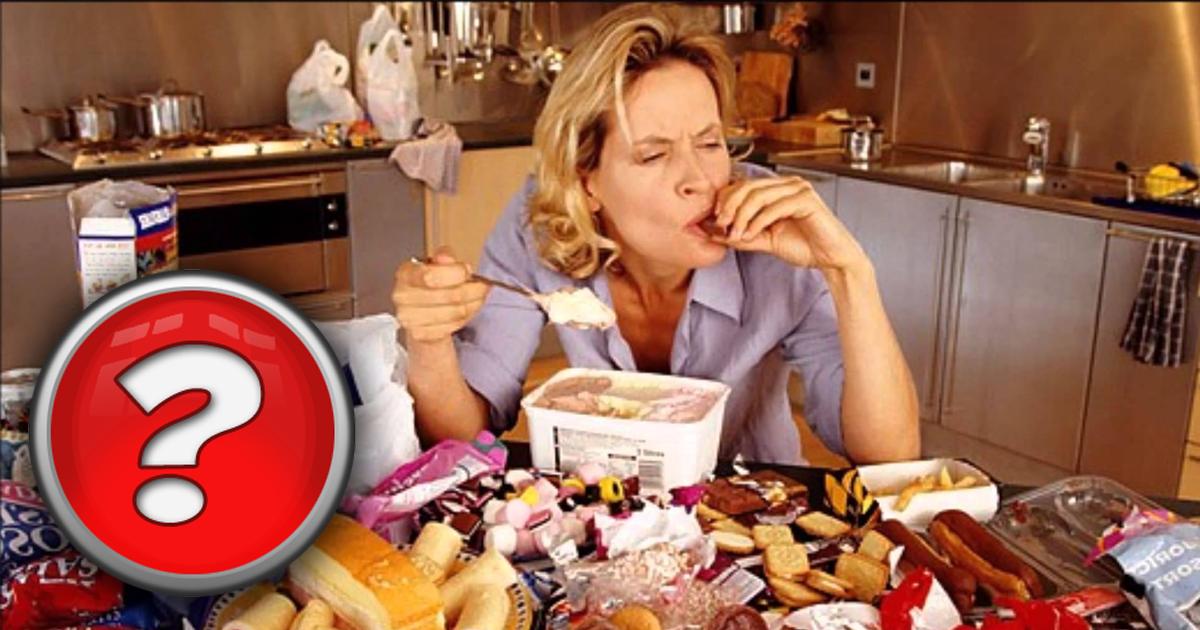 Фото 5 причин: почему люди склонны заедать стресс?