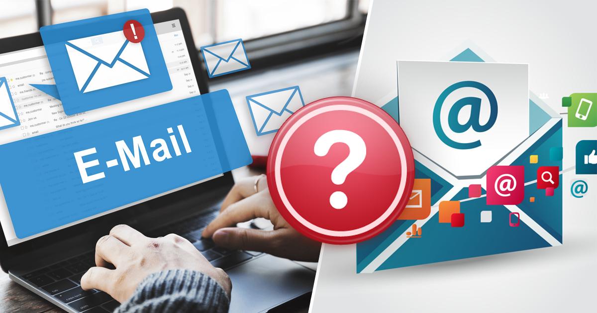 Что о вас может рассказать электронная почта