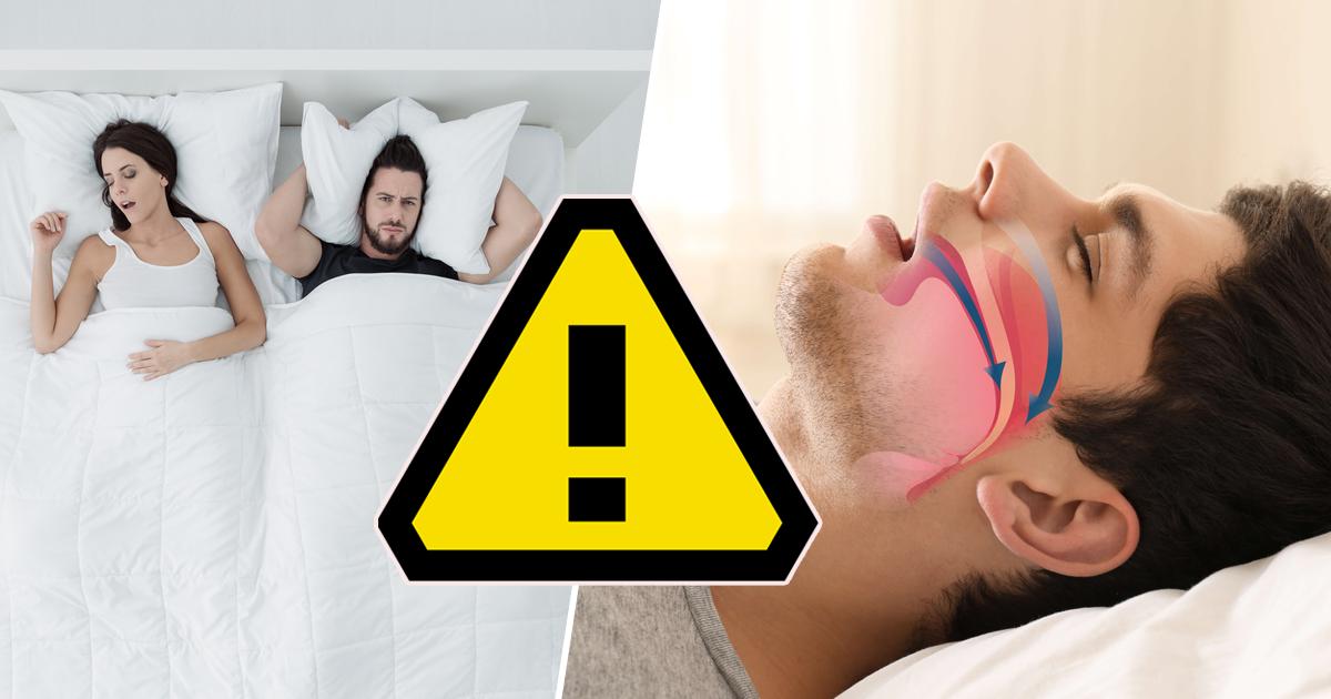 Тревожный сигнал: на какое смертельно опасное заболевание указывает храп