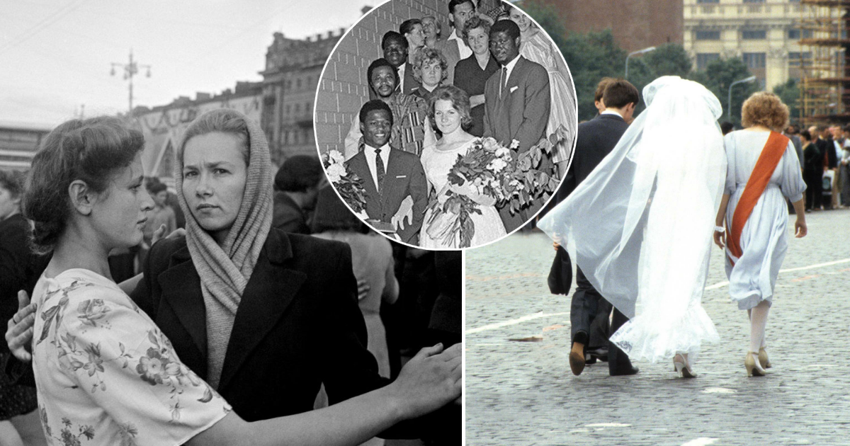 Запретная любовь: как в СССР развернули кампанию против браков с иностранцами