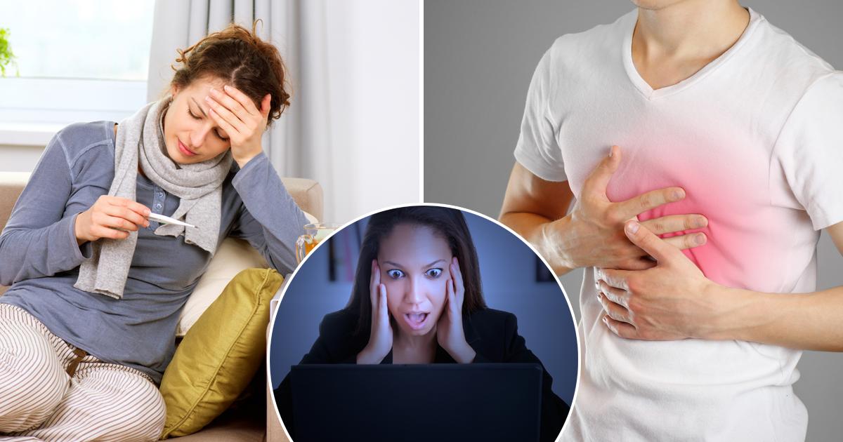 """""""Не гугли диагноз"""": пугающие симптомы, которые на самом деле ничего не значат"""