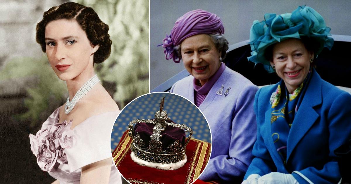 Запасная принцесса: как сложилась судьба Маргарет, младшей сестры Елизаветы II