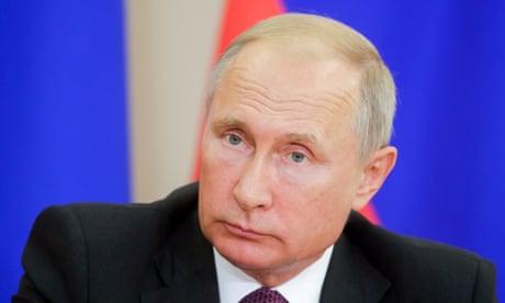 Photo of Putin is responsible for novichok poisoning, says UK minister
