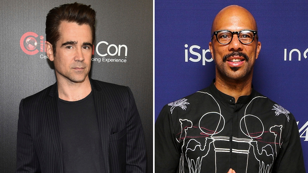 Photo of Colin Farrell, Common Join Jessica Chastain's Action Movie 'Eve'