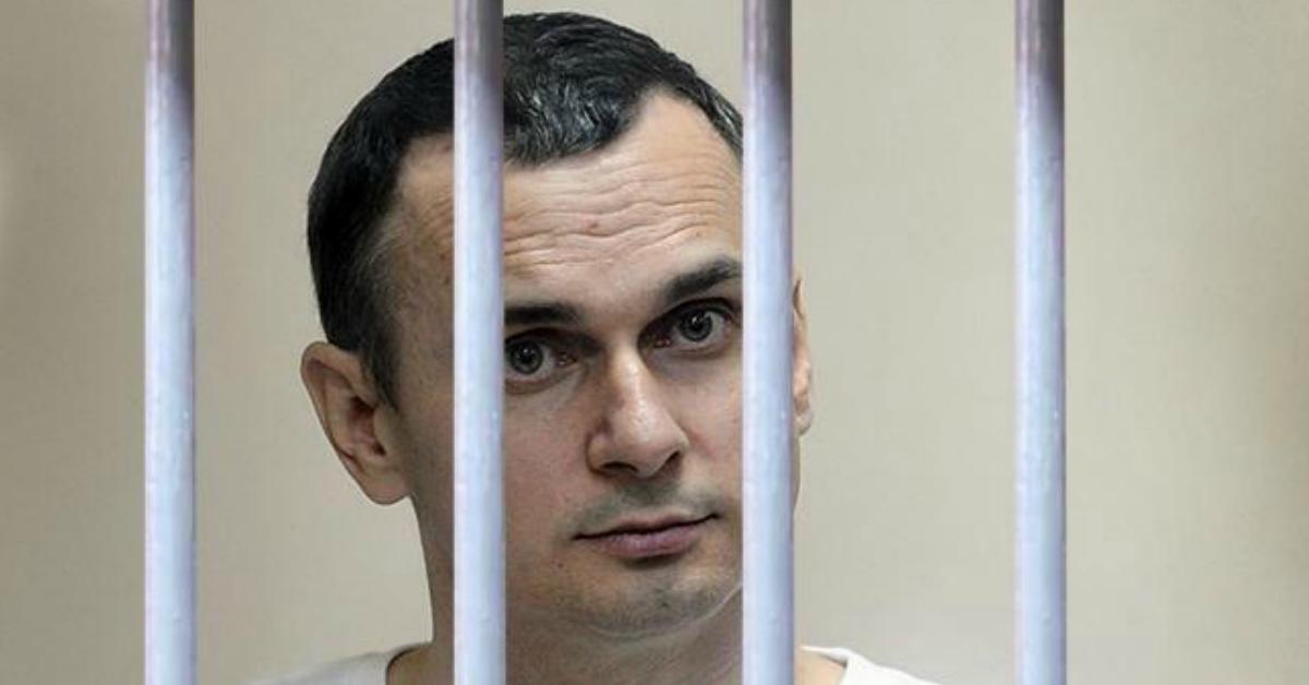 Фото Почему голодает Сенцов?