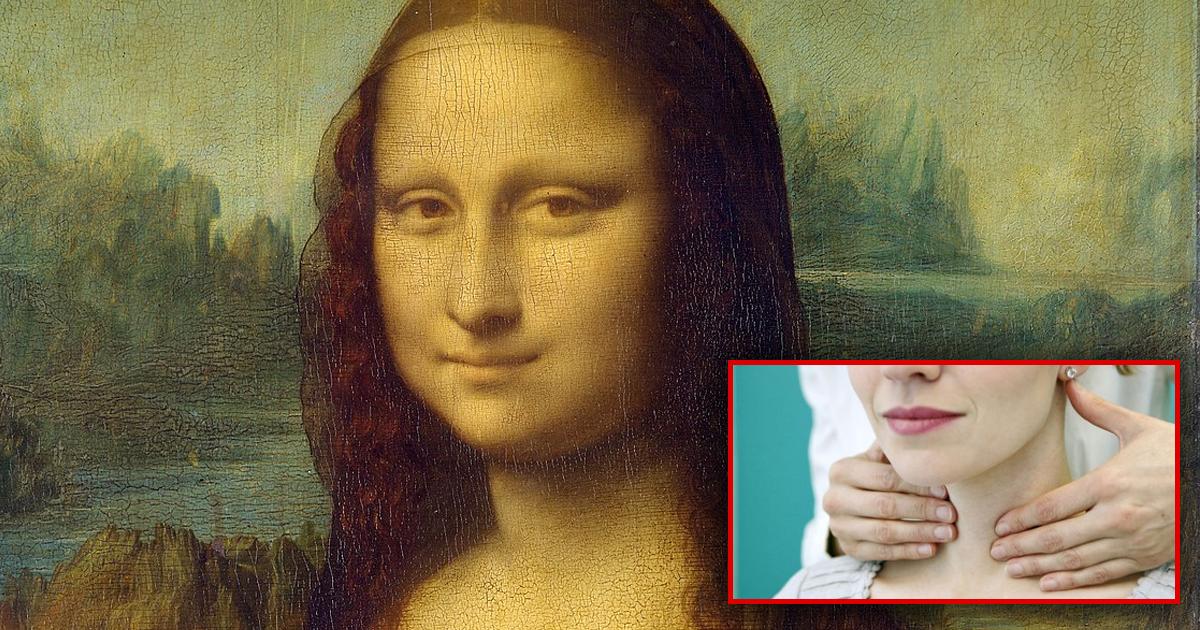 Подозрительная припухлость: ученые разгадали тайну улыбки Моны Лизы