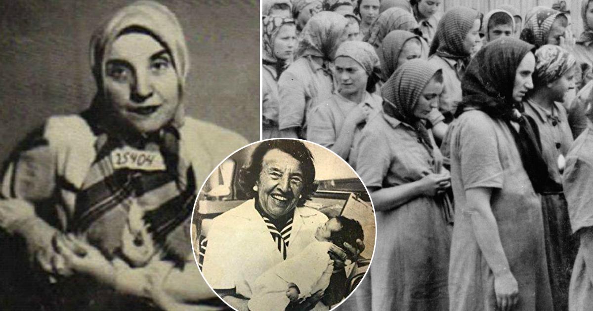 Фото Ангел смерти из Освенцима: трагический подвиг Гизелы Перл