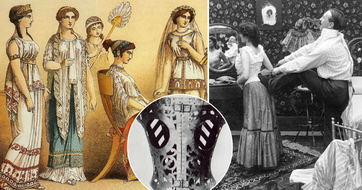 Фото От пыток к практичности: что скрывали под собой многочисленные женские юбки