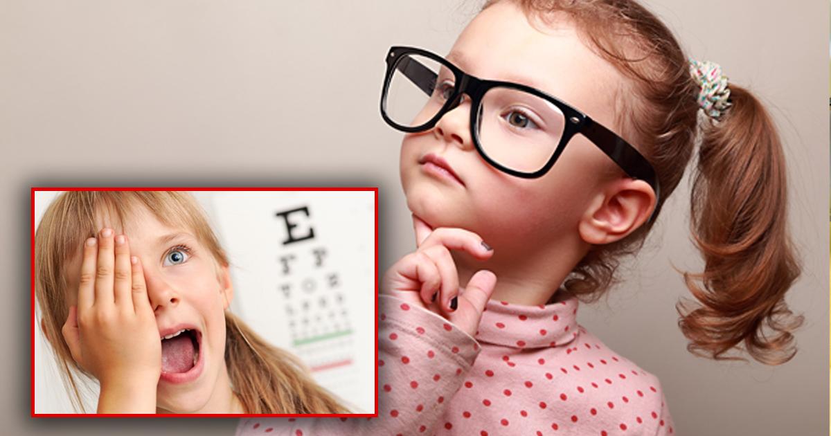 Фото Первые звоночки: как вовремя распознать ухудшение зрения у ребенка