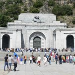 Spain to Exhume Franco From Monument He Had Built