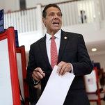 Gov. Andrew Cuomo Easily Defeats Cynthia Nixon in New York Primary