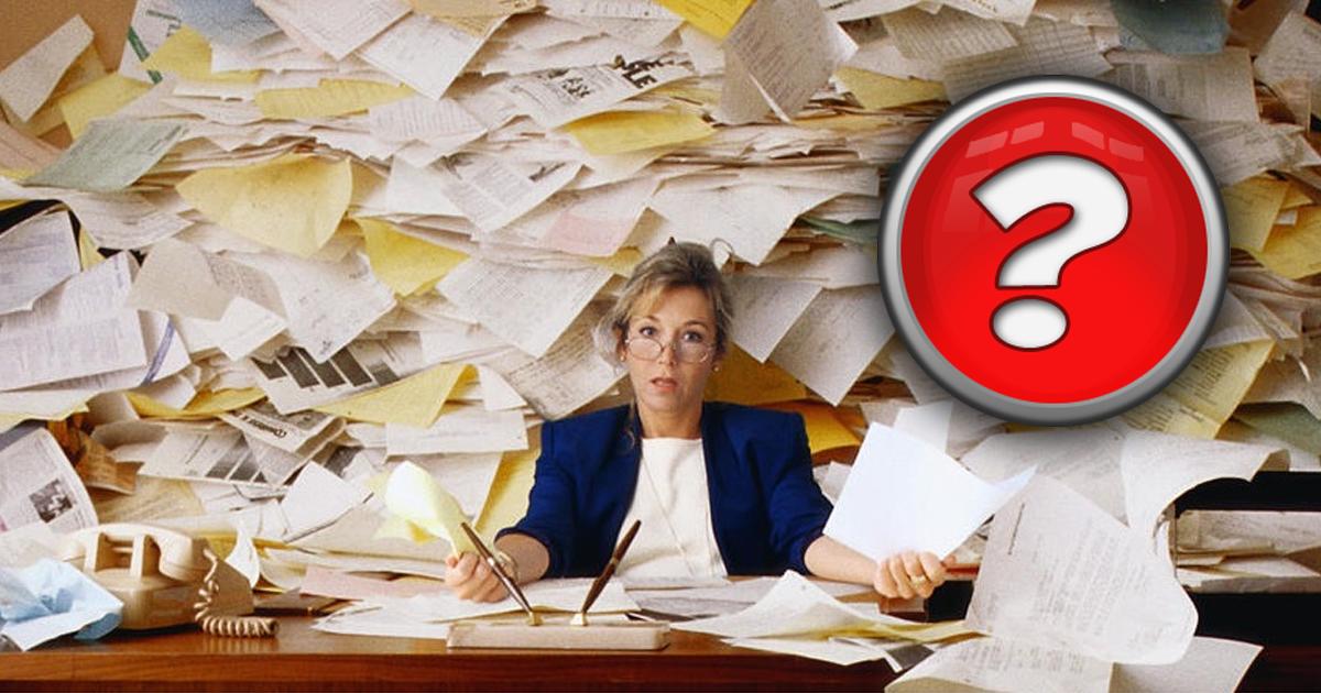 Настоящий аврал: как справиться с большим количеством дел на работе?