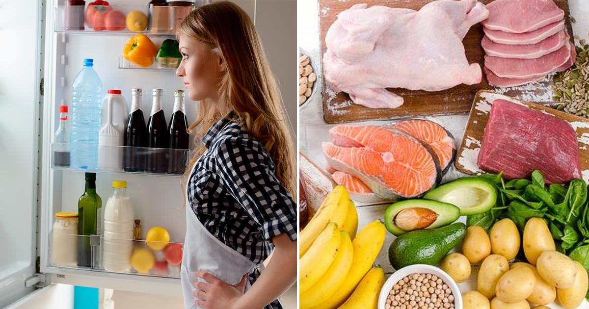 Фото Холодильник и мигрени: как рацион может влиять на головные боли