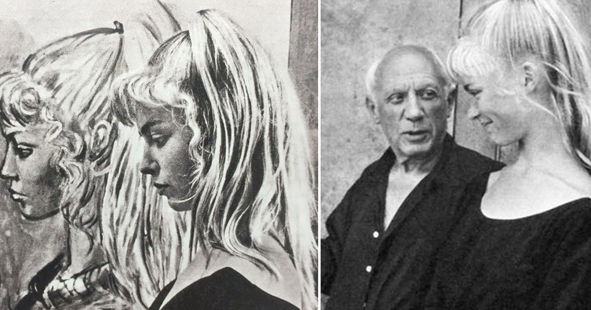"""Фото Француженка с """"конским"""" хвостом: кто был музой известного Пабло Пикассо?"""