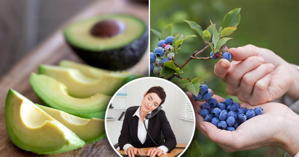Фото Какие продукты следует есть людям, склонным к сидячему образу жизни?