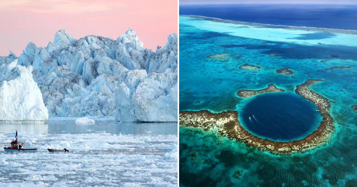 Фото Территория каннибалов и вечная мерзлота: места на планете, которые еще не изучены