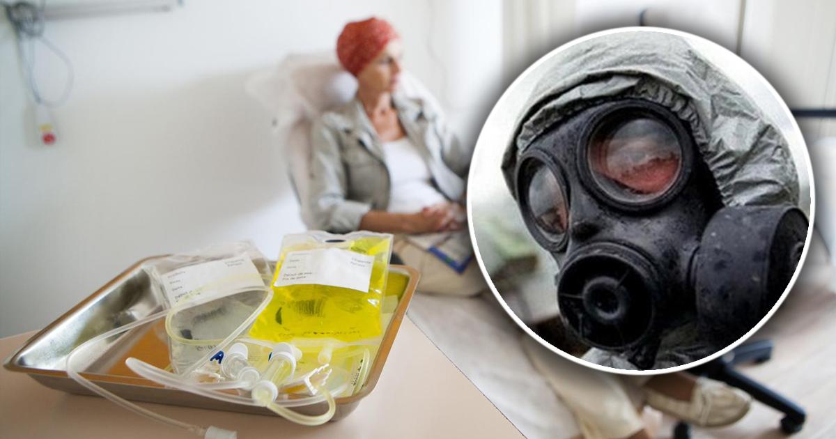 Как трагический случай с горчичным газом помог изобрести химиотерапию?