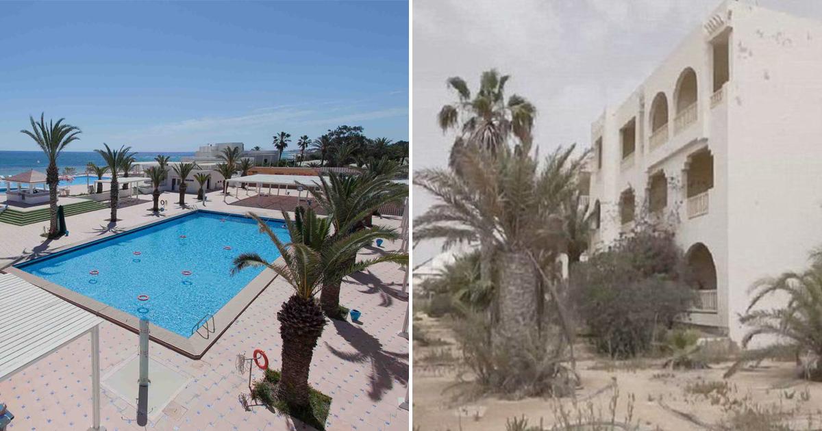 Забытая роскошь: как сейчас выглядят отели Туниса после теракта?