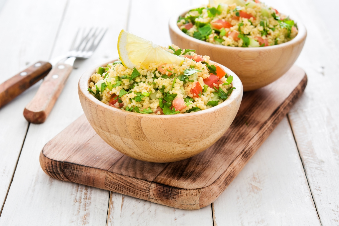 """Вкуснейший салат """"Табуле"""" по-домашнему"""
