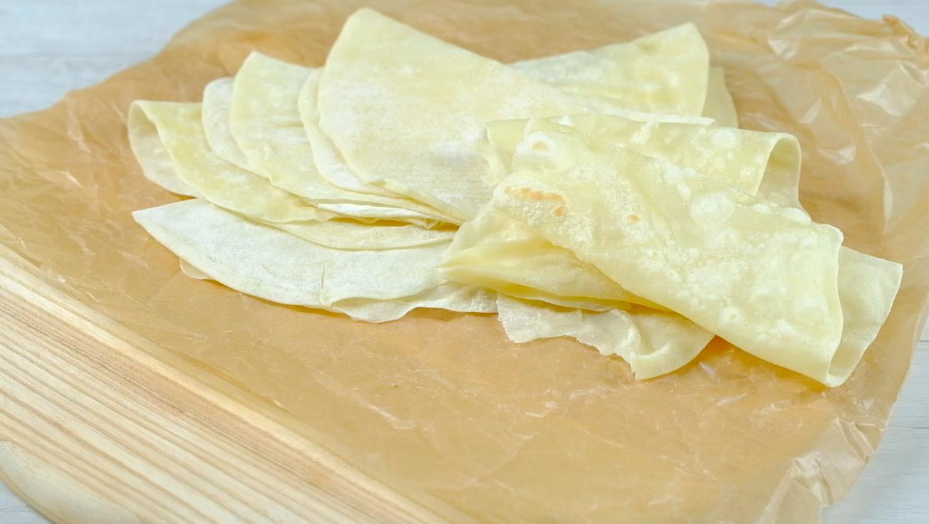 Армянский лаваш: видео рецепт