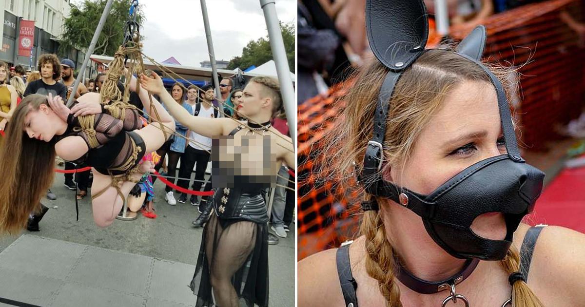 Как выглядит крупнейший праздник фетишистов в Сан-Франциско