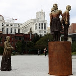 'It Is Not Coming Down': San Francisco Defends 'Comfort Women' Statue as Japan Protests