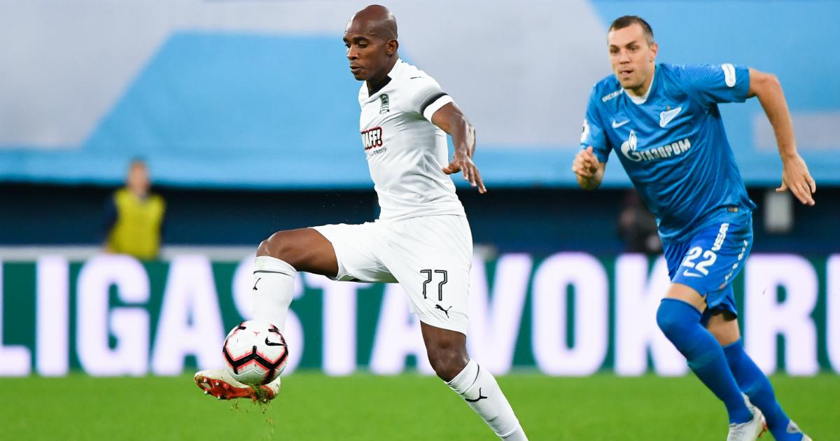 Как сыграли «Зенит» и «Краснодар» в матче чемпионата России?
