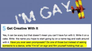 10 Ways To Come Out of The Closet The CORRECT Way