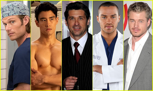 Photo of Who is Your Choice of Hottest 'Grey's Anatomy' Guy? Vote Now!