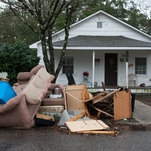 They Were Still Recovering from Hurricane Florence. Then Michael Came.