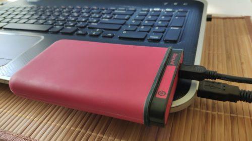 Фото Как спасти и восстановить данные на внешнем жестком диске