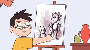 Why Fan Art is the Perfect Way To Get Into Art