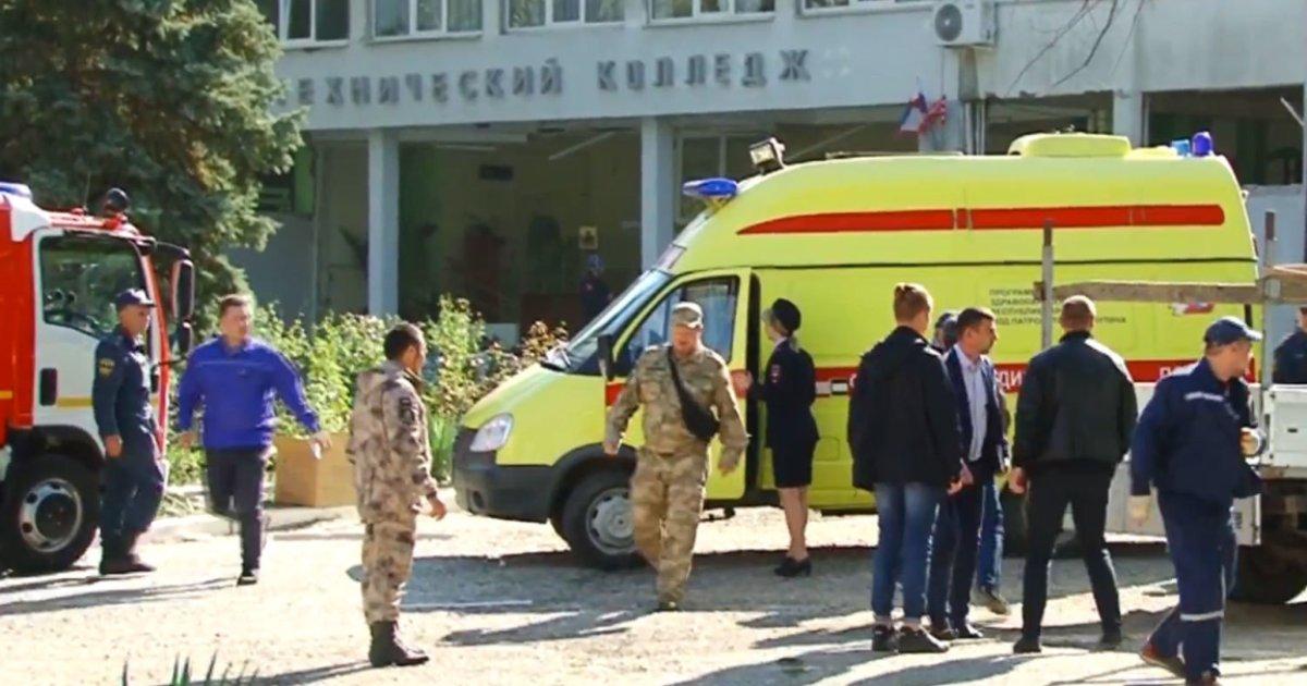 Студент с бомбой и ружьем. Что известно о массовом убийстве в Керчи