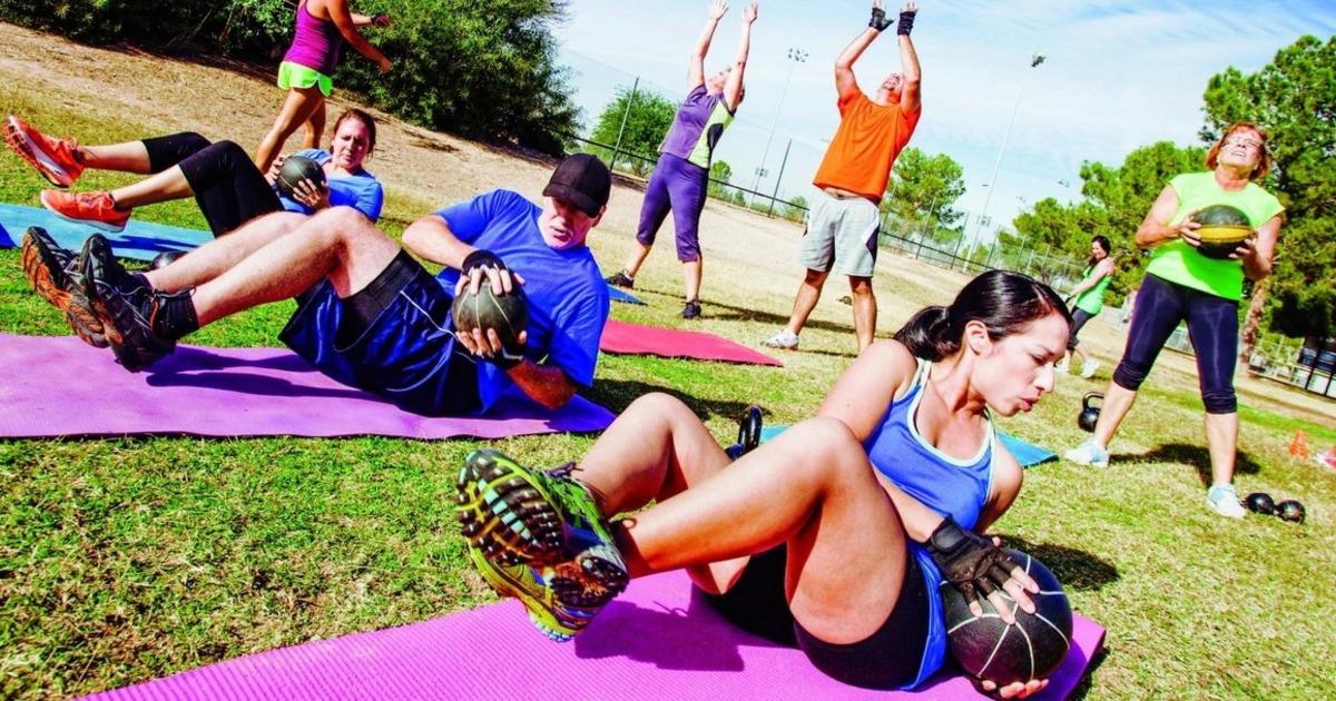 Побороть стресс: физические упражнения помогут справиться с плохим настроением
