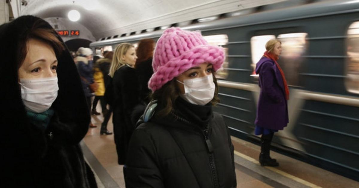 Осенняя простуда: может ли маска для лица защитить от болезни