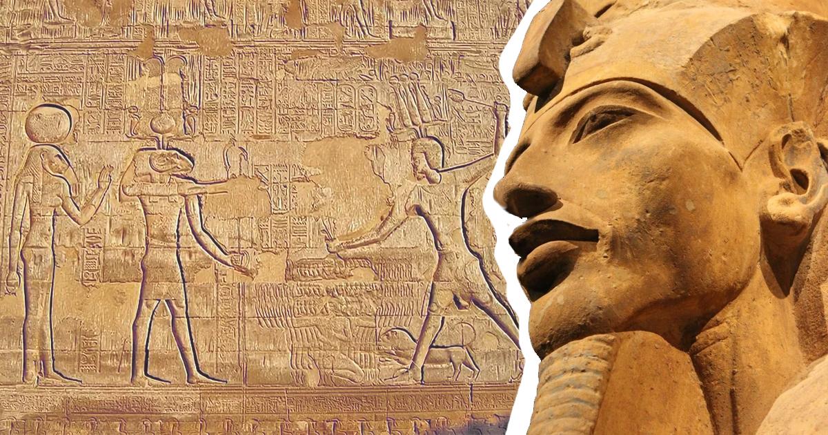 Кары египетские. Какими были жестокие законы Древнего Египта