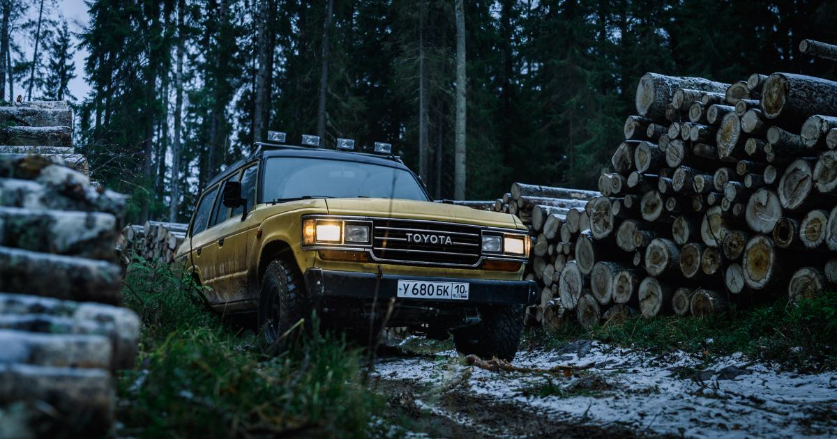 """Фото """"Северяне"""": авторский проект о настоящих людях и автомобилях"""