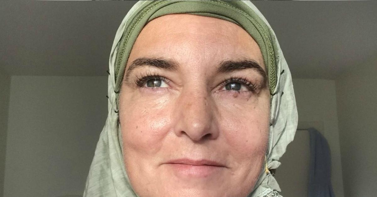 Фото Кто такая Шинейд О'Коннор? Зачем она перешла в ислам?