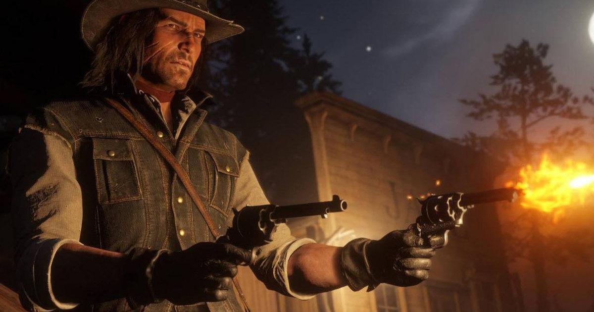 Фото Почему все сходят с ума по Red Dead Redemption 2?