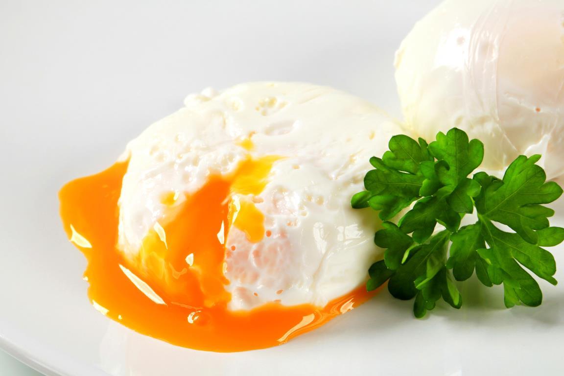 Яйца пашот к завтраку