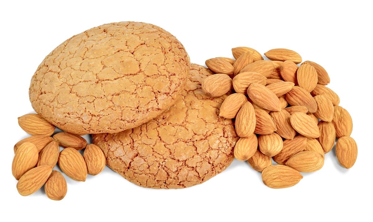 Вкуснейшее миндальное печенье