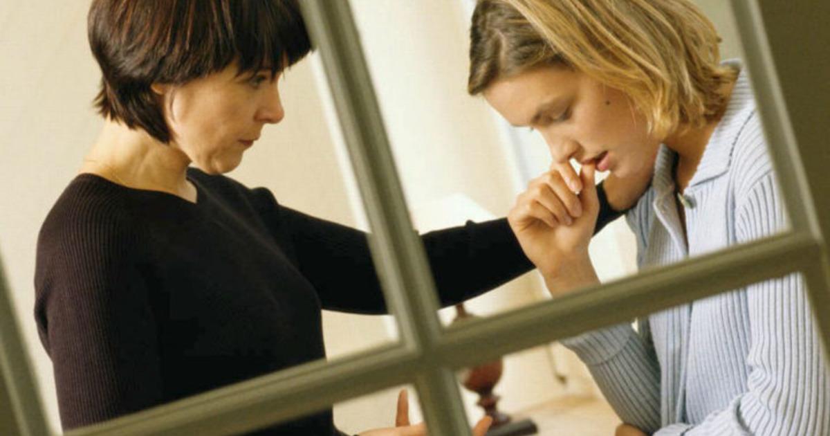 9 признаков, что у вашего партнера нездоровые отношения с родителями
