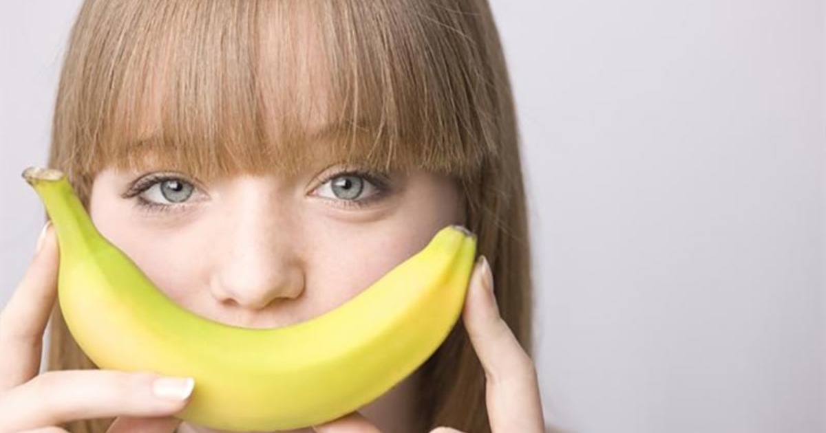 Что произойдёт, если есть бананы каждый день